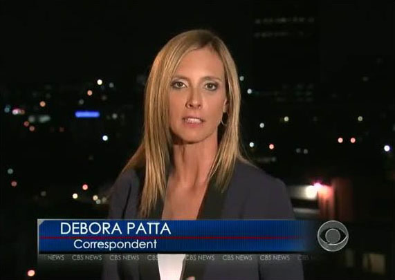 Debora Patta - Presenter